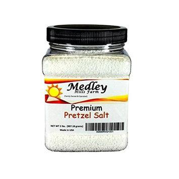 Medley Hills Farm Premium Coarse Pretzel Salt 2 lbs
