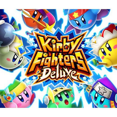 Nintendo Kirby Fighters Deluxe 3DS (Email Delivery)