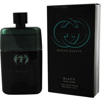 Versace Gucci Guilty Black Pour Homme Aftershave Lotion 90ml