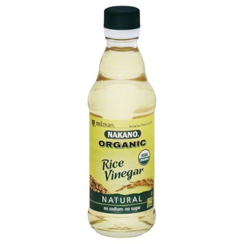 Nakano 282006 12 oz Vinegar Rice Natural Organic Vinegar Pack of 6