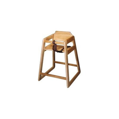Dominion S-1 Natural Finish High Chair