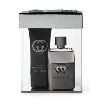 Proctor And Gamble GUC91319709 1.7 oz Spray Gucci Guilty Set for Men 2 Piece