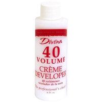 3PACKS Divina Creme 40 volume 4 oz