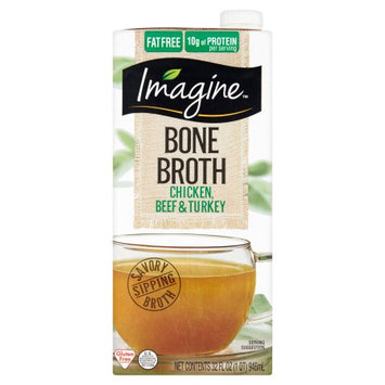 Imagine Consumer Relations Imagine, Broth Hearth Bone, 32 Fo (Pack Of 12)