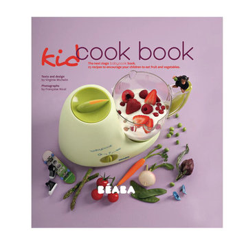 BEABA Kid Cookbook, English