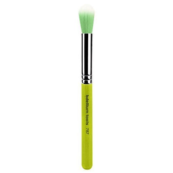 Bdellium Tools Professional Makeup Brush Green Bambu Series with Vegan Synthetic Bristles - Duet Fiber Large Tapered Blending 787 by Bdellium Tools
