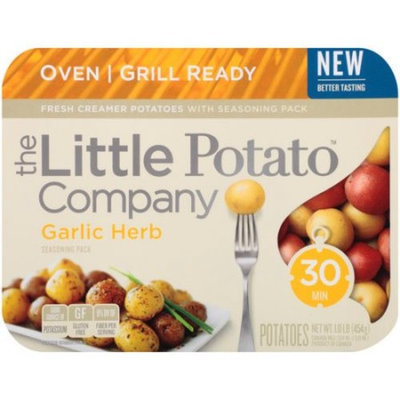 Generic The Little Potato Company Garlic Herb Griller Potatoes, 1.0 lb