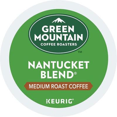 Green Mountain Coffee Roasters Nantucket Blend, Single Serve Coffee K-Cup Pod, Medium Roast, 32 [Nantucket Blend]
