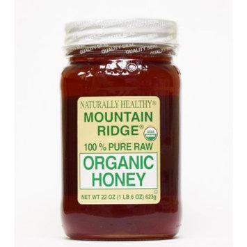 Naturally Healthy® Mountain Ridge® Organic Honey