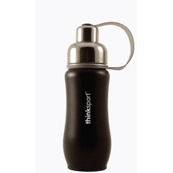 Thinksport Ss Bottle 350ml-blk