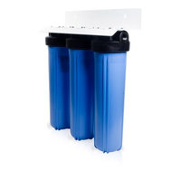 Apex Water Filters Apex Whole House Water Filtration System w/ GAC & Activated Alumina - Removes Chlorine, Fluoride