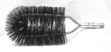 TOUGH GUY 3ECZ2 Boiler Brush, Dia 1 3/4 x 4,Length 9 1/2