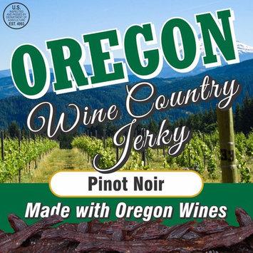 Oregon Wine Country Pinot Noir Beef Jerky 4 oz. [Pinot Noir]