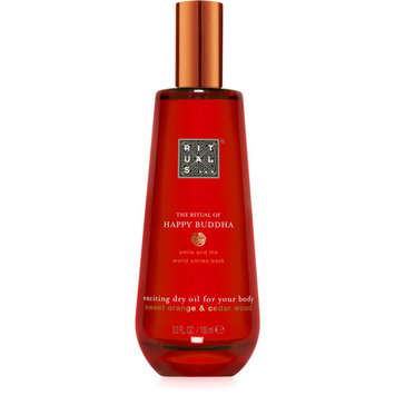 Online Only The Ritual of Happy Buddha Body Oil