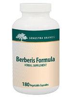 Genestra, Berberis Formula 180 vegcaps