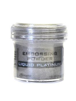 Ranger Specialty Embossing Powders liquid platinum, 1 oz, jar [pack of 3]