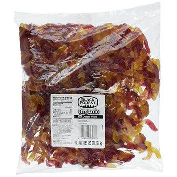 Black Forest Organic Gummy Worms Candy, 5 Pound Bulk Candy Bag