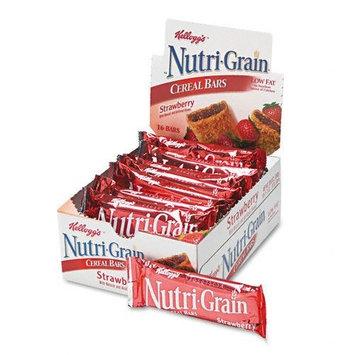 Nutri-Grain Cereal Bars, Strawberry 16-1.3oz bars