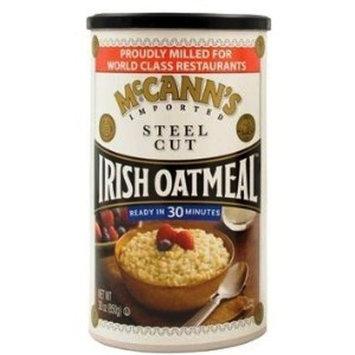 McCann's Irish Steel Cut Oatmeal, 30 Ounce (Pack of 12)
