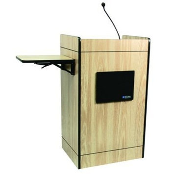 APLSS3230MP - Amplivox Multimedia Computer Lectern with sound