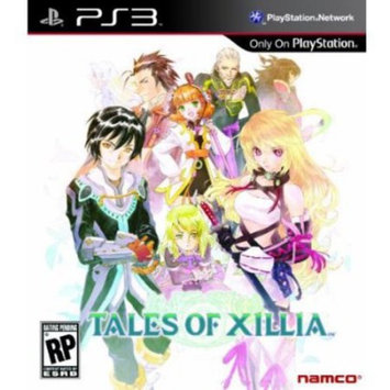 mco Video Games Tales Of Xillia - PlayStation 3