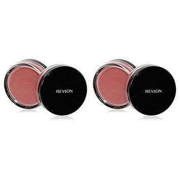 Revlon Cream Blush - Nude (Pack of 2), 0.44 oz. Each