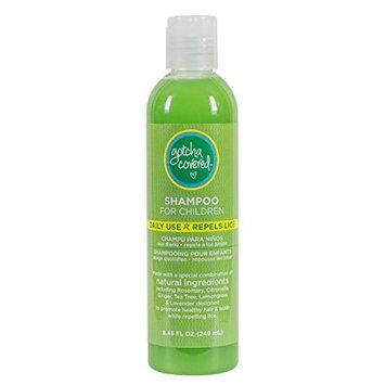 GOTCHA COVERED Head Lice Prevention Shampoo | 1 Bottle | 8.45 oz | Safe for Kids [1]