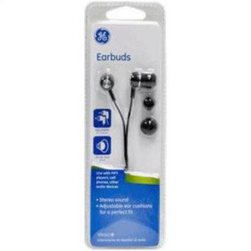 GE Headphones Headphone Earbuds Graphite Slate - Grey 99060
