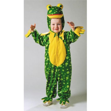 Costumes For All Occasions AF006TS Frog Spotted Plush 1 To 2