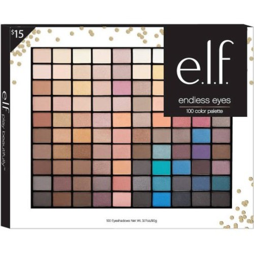 e.l.f. Endles Eyes Color Palette