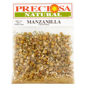 Proveedora De Alimentos Del Pacifico Y Cia Preciosa Natural Manzanilla Chamomile, 5/8 oz