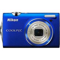 Nikon COOLPIX S5100 Digital Camera Blue 26225