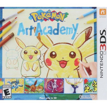 Nintendo Pokemon Art Academy 3DS (Email Delivery)