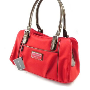 Bag 'Ted Lapidus' poppy red.