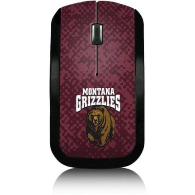 Montana Grizzlies Wireless Mouse