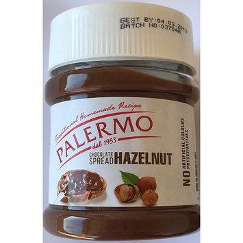 Palermo Chocolate Hazelnut Spread, 7 oz, Pack of 2