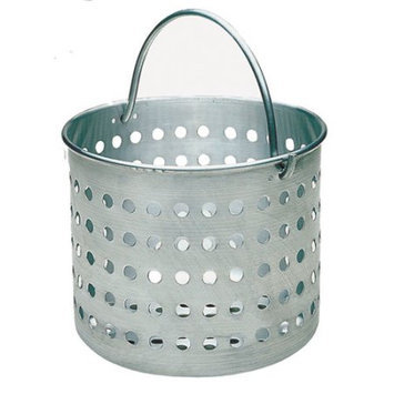 Update International ABSK-40 - 40 qt Aluminum Steamer Basket