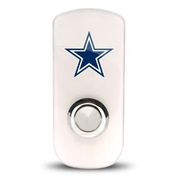 Duck House Sports NFL Dallas Cowboys Led Night Light