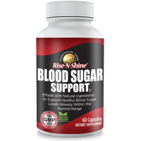 Blood Sugar Support Complex - Helps Support Healthy Blood Sugar Levels Naturally