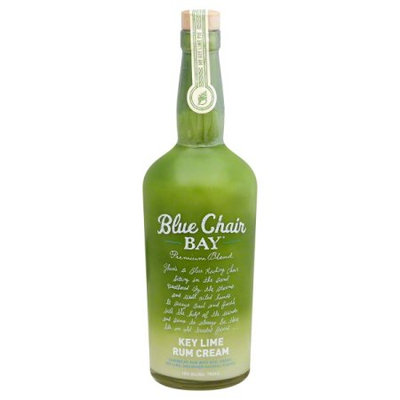 Fishbowl Spirits Blue Chair Bay Key Lime Rum Crm 750ml