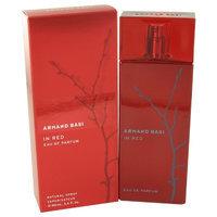 Armand Basi In Red By Armand Basi Eau De Parfum Spray 3.4 oz