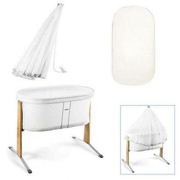 Baby Bjorn 041121US Cradle Complete Kit - White