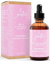 7 Jardins 100% Pure Essential Oil Therapeutic Grade Aromatherapy Rosemary 4 oz