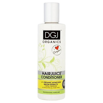DGJ Organic Hairjuice Melon Conditioner 250ml (PACK OF 4)