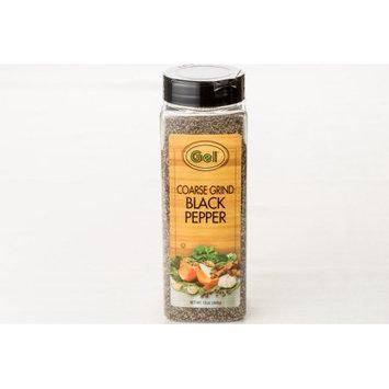 Gel Spice Company Pepper Black Coarse