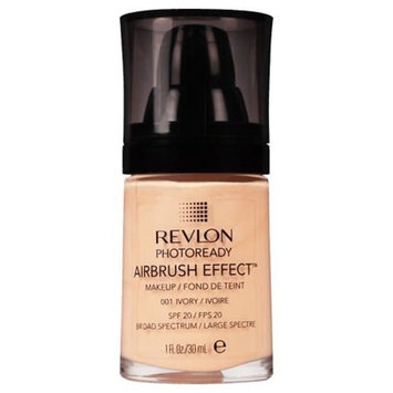 Revlon PhotoReady Airbrush Effect Makeup,Vanilla