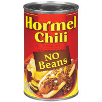 HORMEL CHILI NO BEANS 25 oz