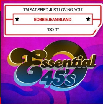 Fye I'M SATISFIED JUST LOVING YOU / DO IT (MOD) by BLAND, BOBBIE JEAN
