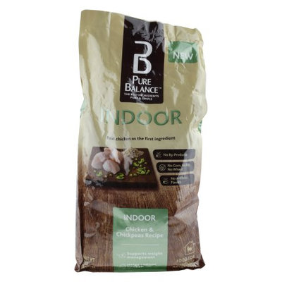 Pure Balance Indoor Dry Cat Food, 7 lb