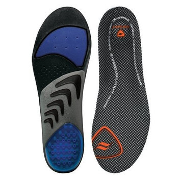 Sof Sole Men's Airr Orthotic Full-Length Performance Shoe Insoles, Men's Size 13-14